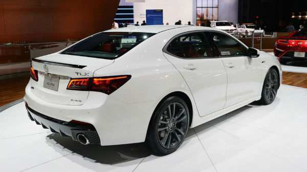 82 A 2019 Acura Tl Type S Pricing