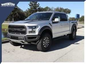 82 A 2019 Ford Raptor Ratings