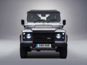 82 A 2019 Land Rover Defender Ute Configurations