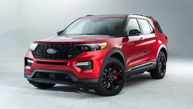82 A 2020 Ford Explorer Pricing
