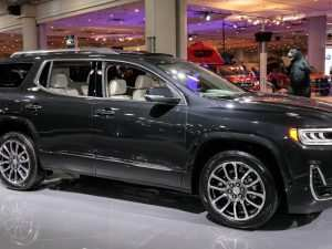 2020 Gmc Acadia Changes