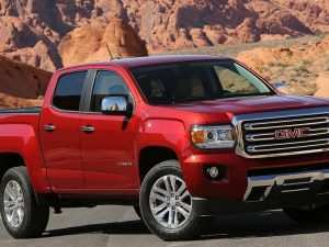 82 A 2020 Gmc Canyon Redesign Engine