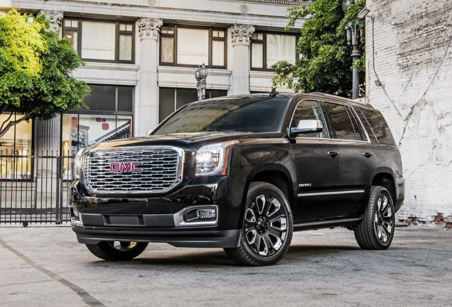 82 A 2020 Gmc Yukon Xl Release Date Performance