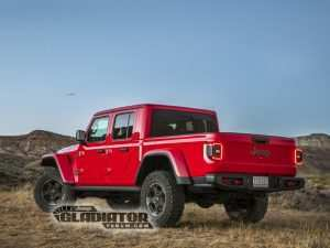 82 A 2020 Jeep Gladiator Forum Price and Release date
