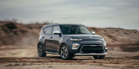 82 A 2020 Kia Soul Release Date And Concept
