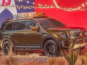 82 A 2020 Kia Telluride Price In Uae Price and Review