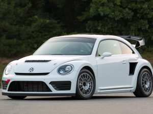 82 A 2020 Volkswagen Beetle First Drive