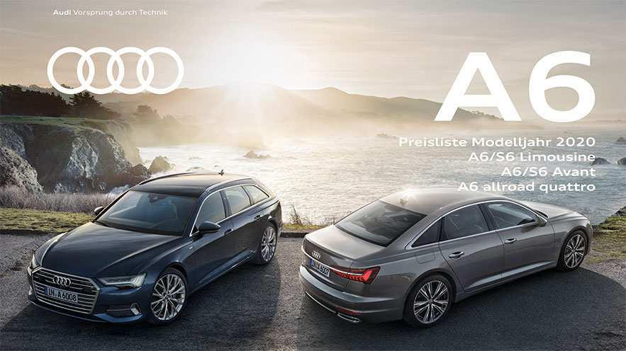 82 A Audi Vorsprung 2020 New Model And Performance