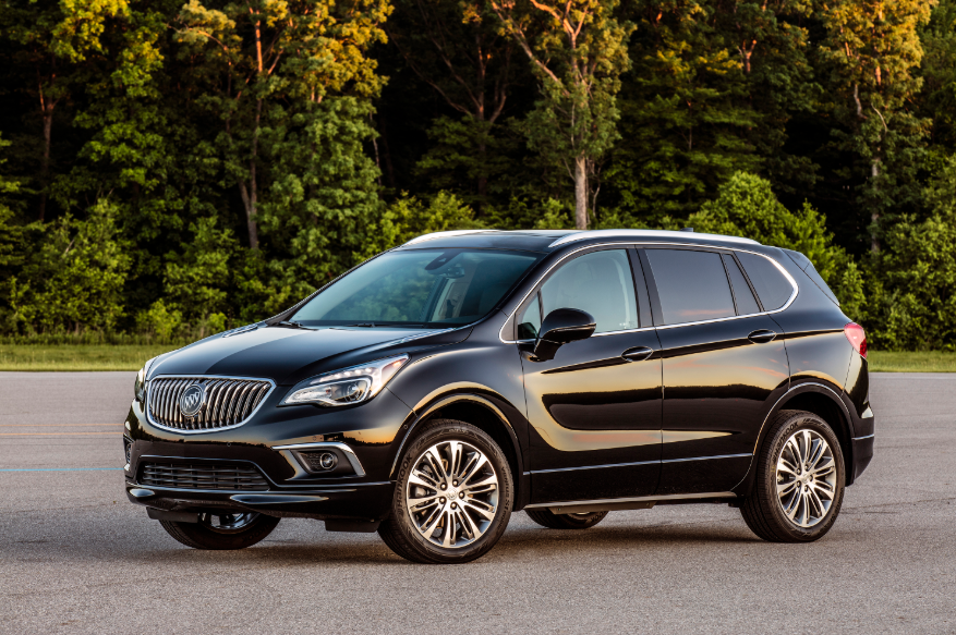 82 A Buick Envision 2020 Performance And New Engine