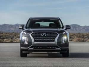 Hyundai Palisade 2020 Price In India