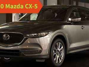 82 A Mazda Cx 5 New Generation 2020 Images