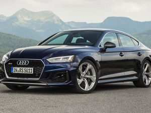 82 A New 2019 Audi Rs5 Release Date and Concept