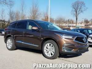 82 A New Acura Mdx 2020 Performance