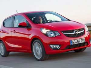82 A Opel Karl 2020 Research New