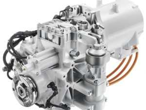 82 A Volvo Electric Truck 2020 Engine