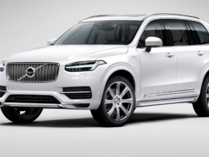 82 A Volvo Xc90 Facelift 2020 Uk Exterior and Interior