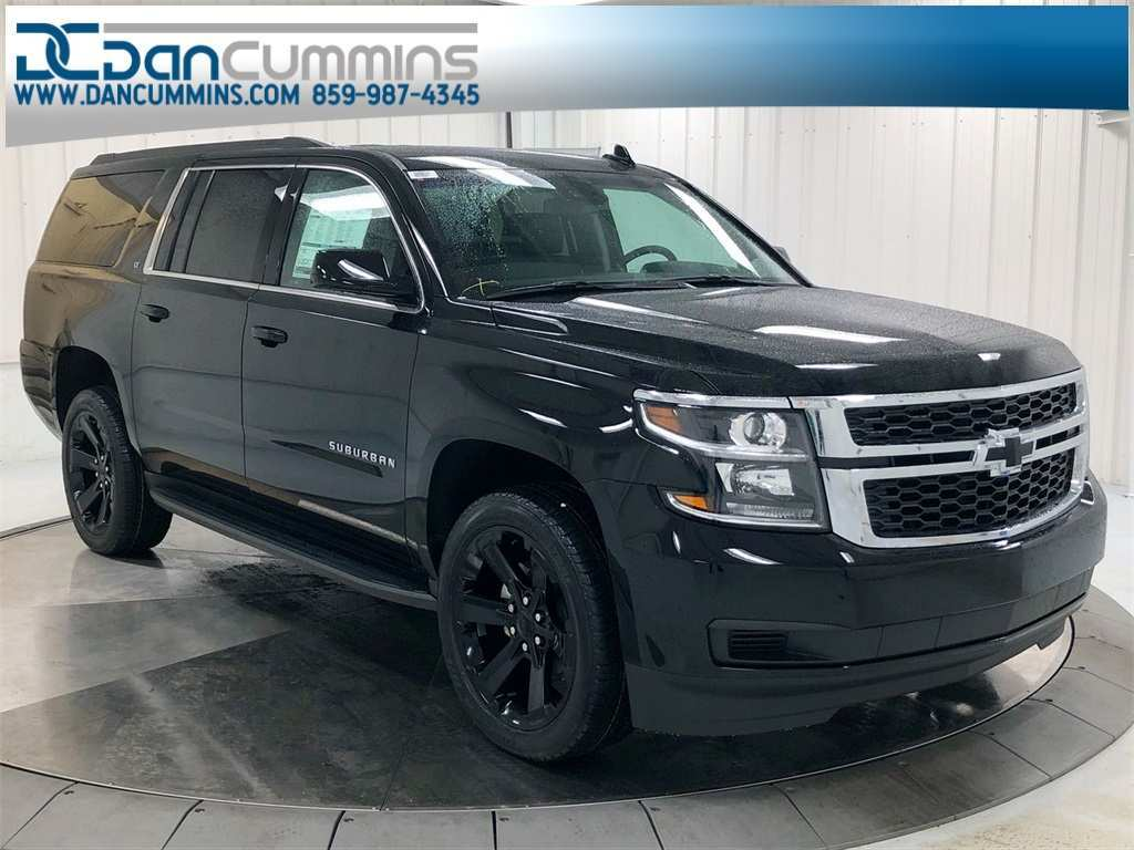 82 All New 2019 Chevrolet Suburban Overview