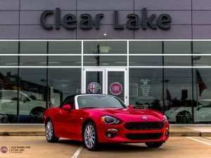 82 All New 2019 Fiat 124 Spider Lusso Price