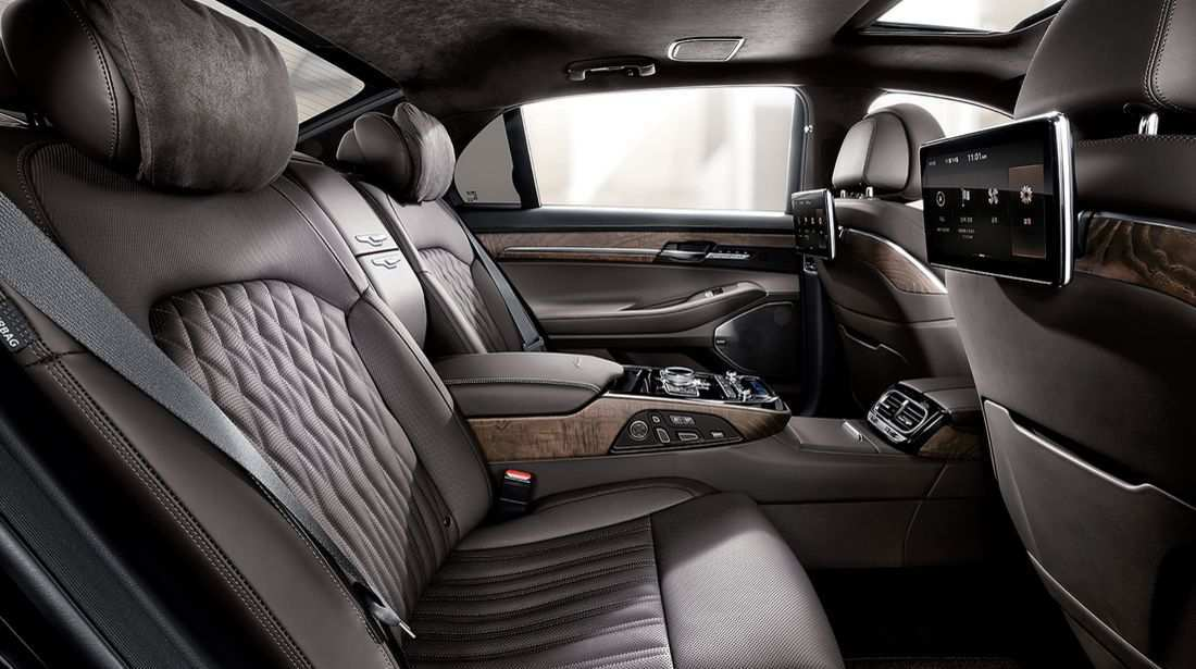 82 All New 2019 Hyundai Genesis G90 Research New