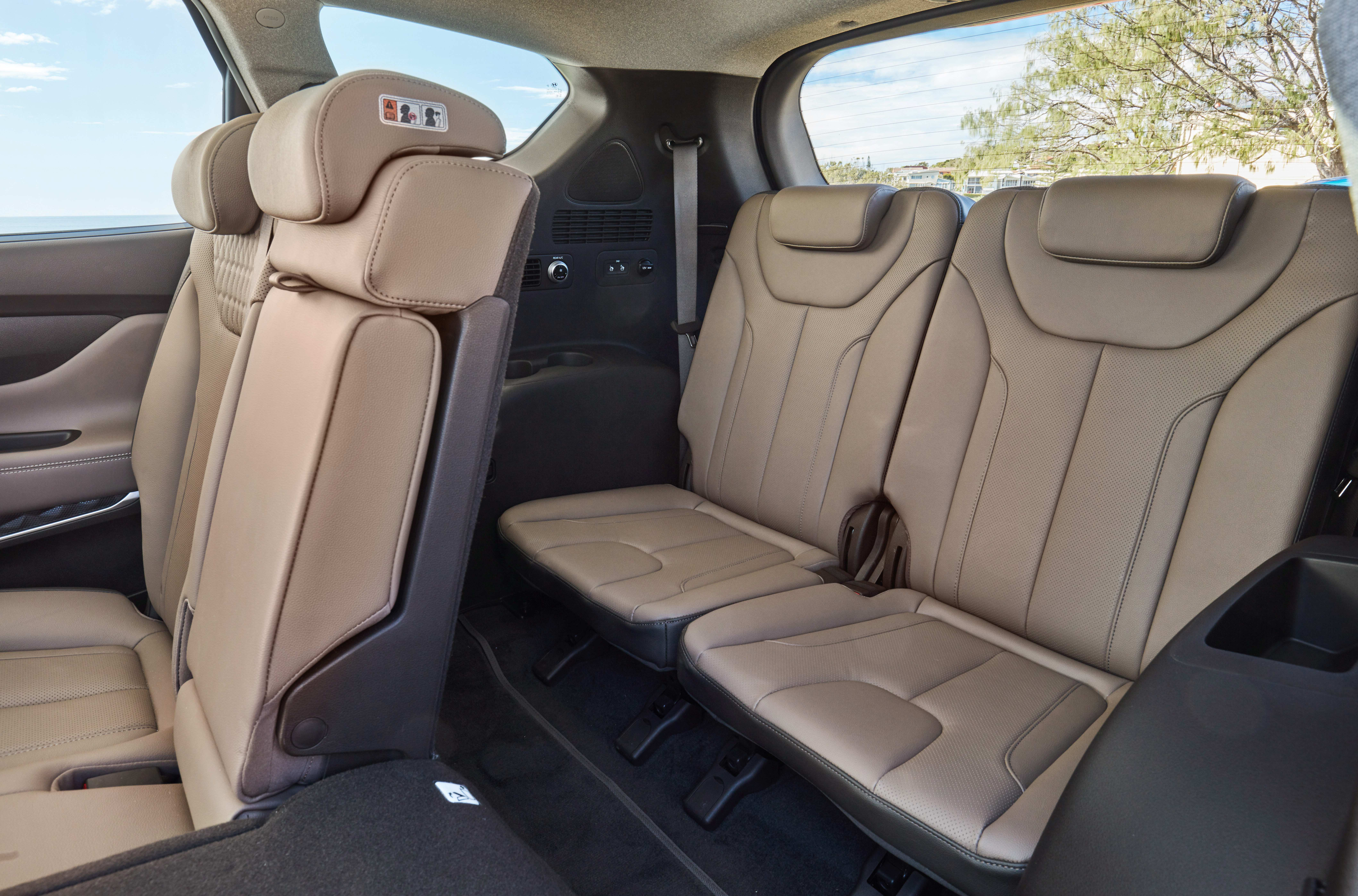 82 All New 2019 Hyundai Santa Fe Interior Review And Release Date