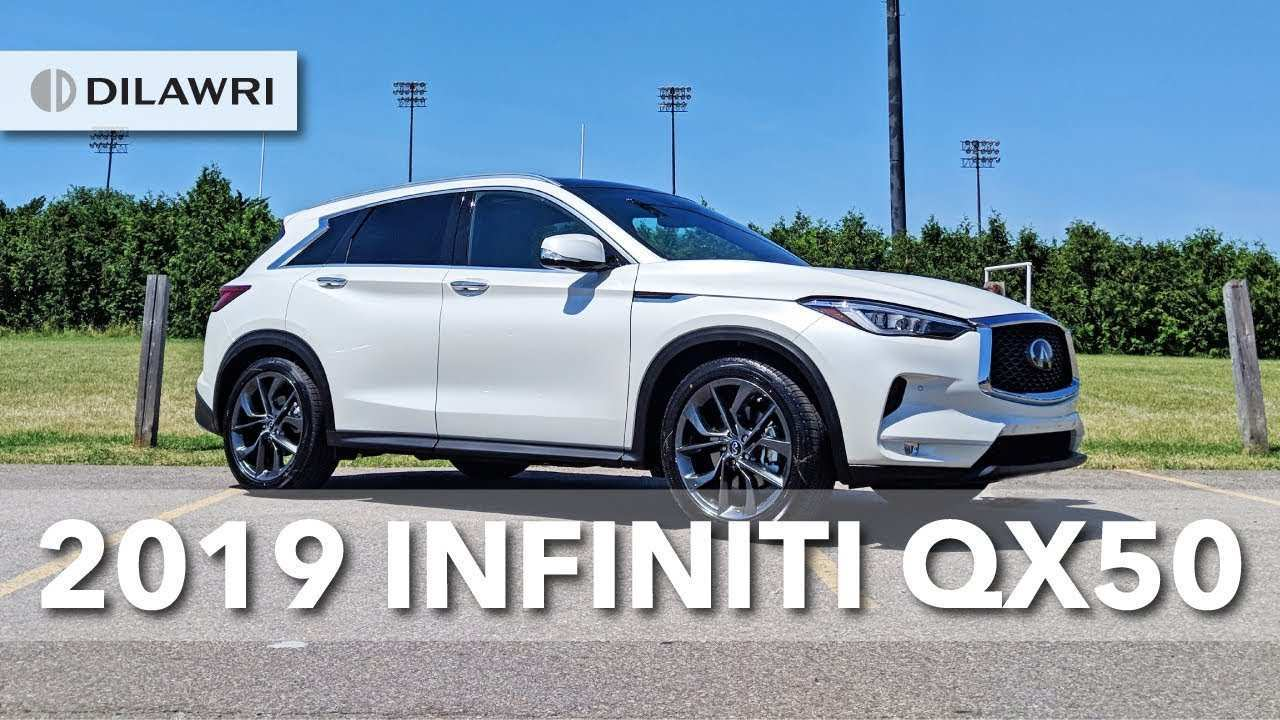 82 All New 2019 Infiniti Qx50 Review Specs