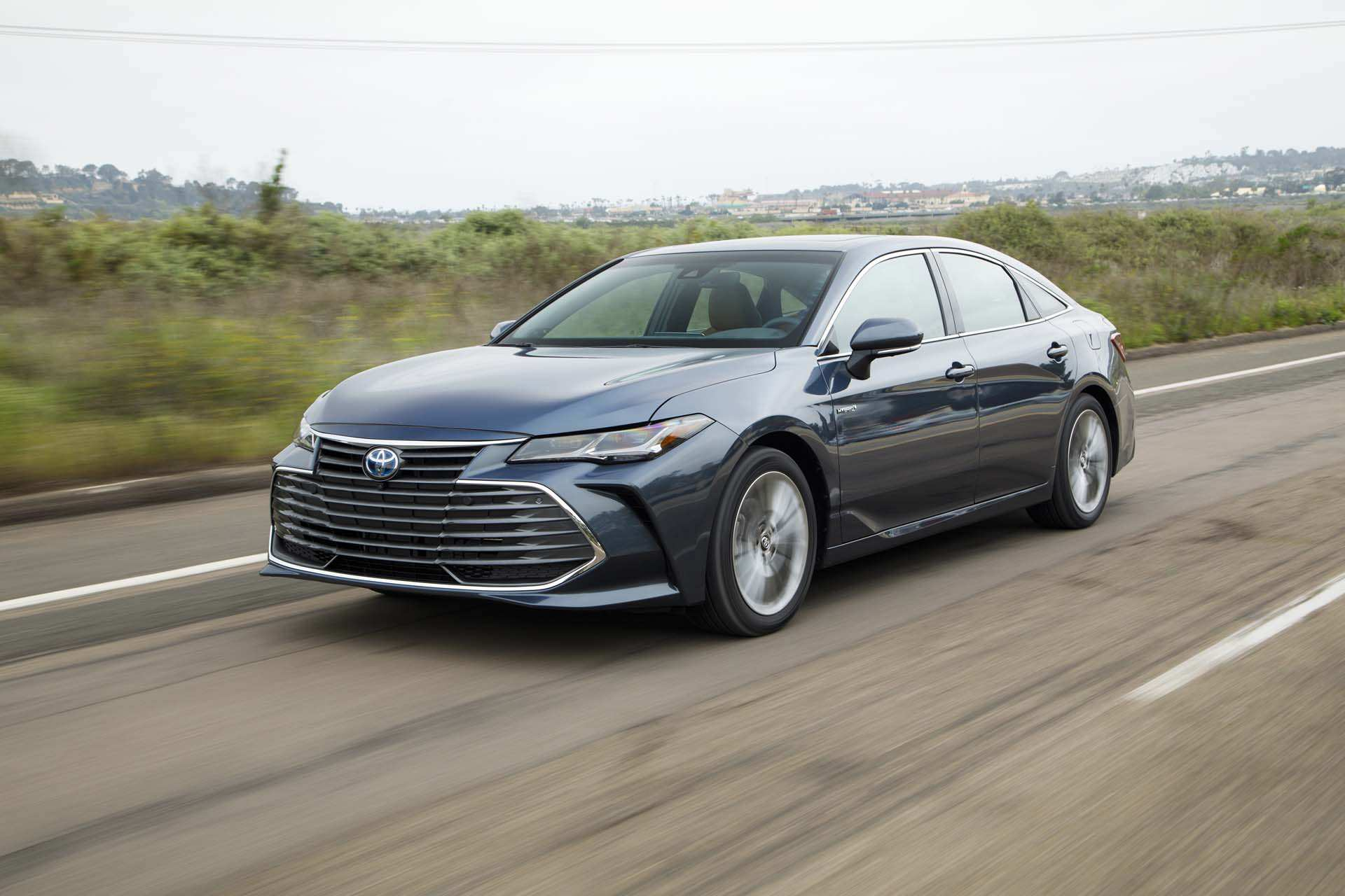 82 All New 2019 Toyota Avalon New Model And Performance