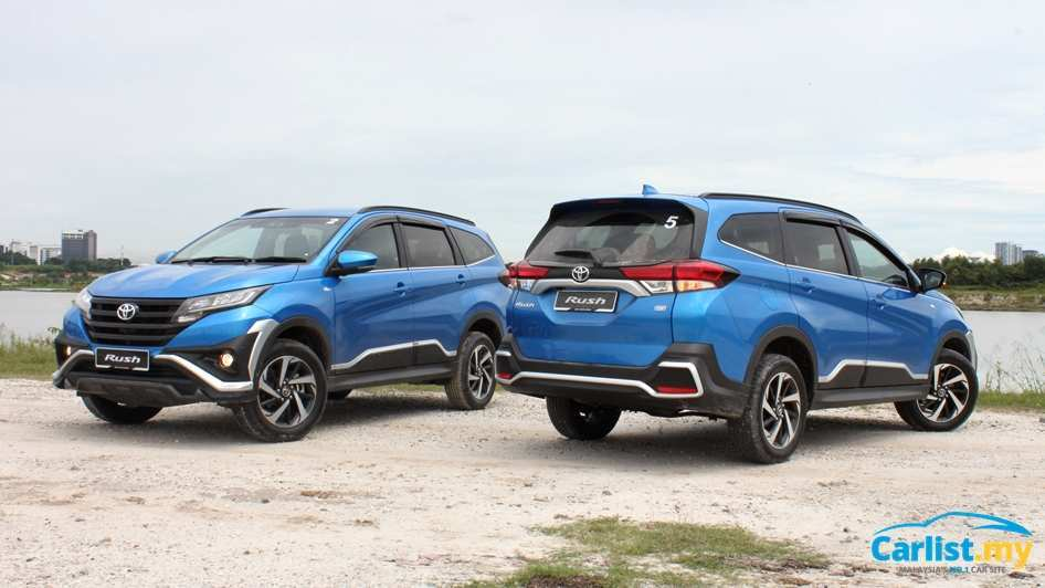 82 All New 2019 Toyota Rush Style