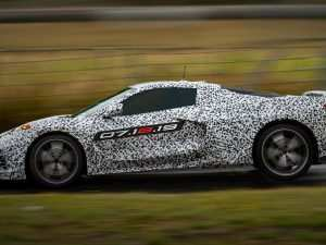 82 All New 2020 Chevrolet Corvette Zr1 Spy Shoot