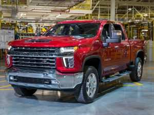 82 All New 2020 Chevrolet Work Truck Review