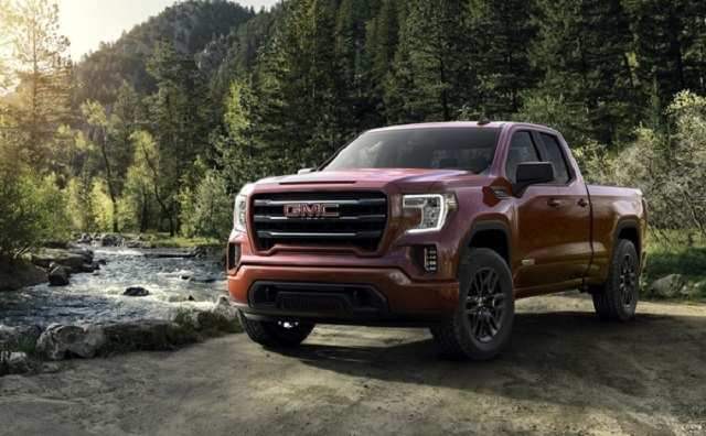 82 All New 2020 Gmc Sierra 1500 Limited Redesign And Review