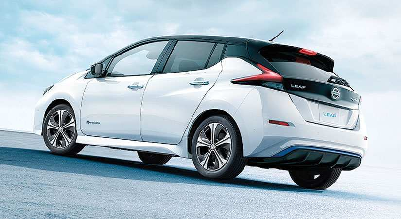 82 All New 2020 Nissan Leaf New Model And Performance