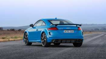 82 All New Audi Tt Rs 2020 Research New