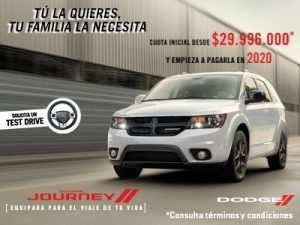 82 All New Dodge Journey 2020 Colombia Price and Review