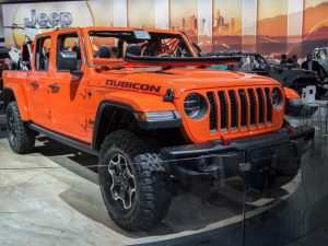 82 All New Jeep Rubicon Truck 2020 Photos