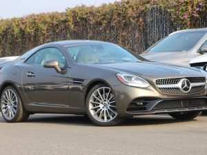 82 All New Mercedes Slc 2019 Redesign and Review