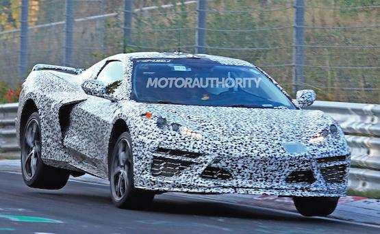82 All New Pictures Of The 2020 Chevrolet Corvette Ratings