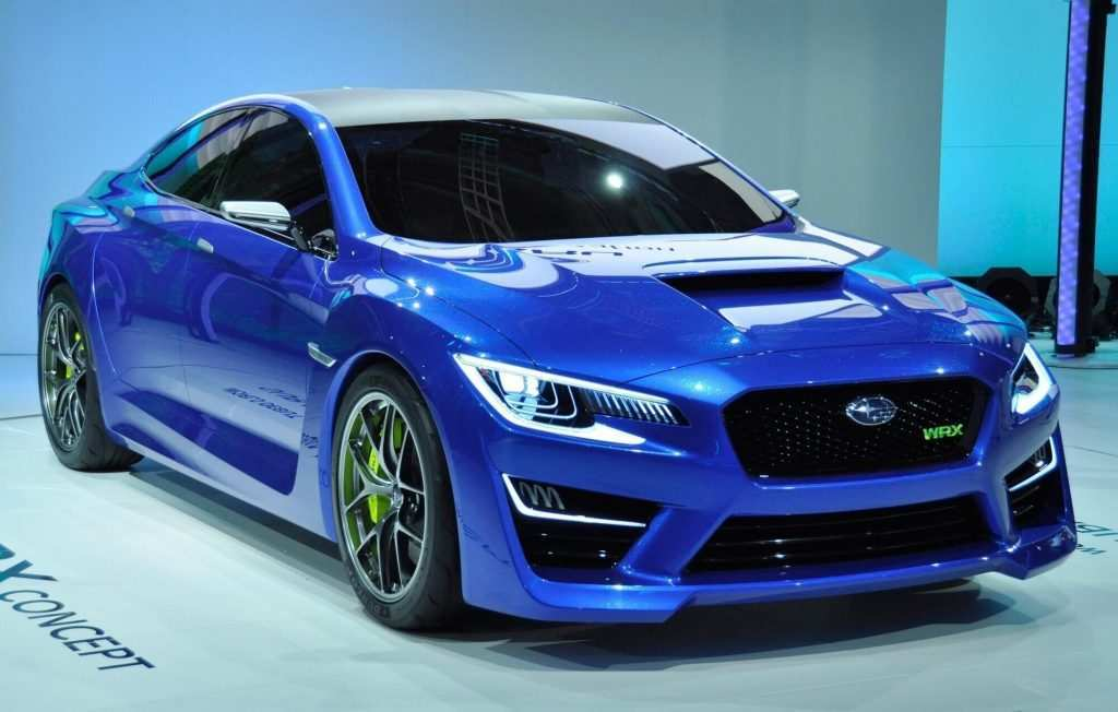 82 All New Subaru Wrx 2019 Release Date Style