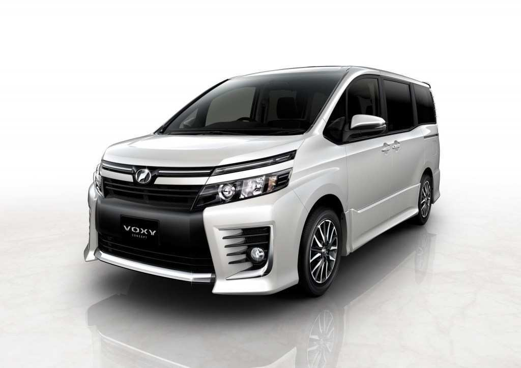 82 All New Toyota Minivan 2020 Concept