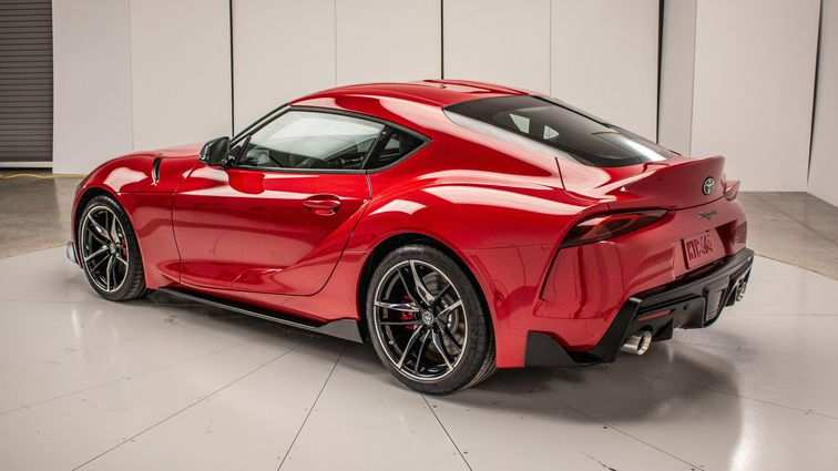 82 All New Toyota Supra 2020 BMW Images