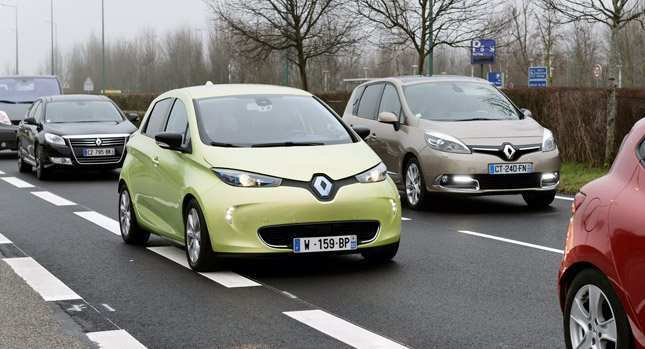 82 All New Zoe Renault 2020 Concept