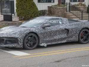 82 Best 2020 Chevrolet Corvette Zr1 Model