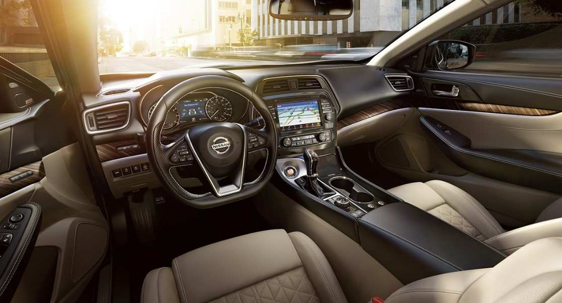 82 Best 2020 Nissan Maxima Interior New Model And Performance
