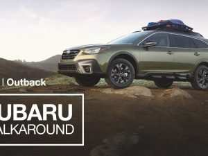 82 Best Subaru Usa 2020 Outback Configurations