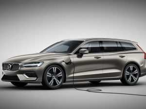 82 New 2019 Volvo V60 Price Speed Test