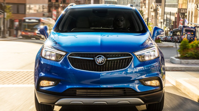 82 New 2020 Buick Encore Release Date Style