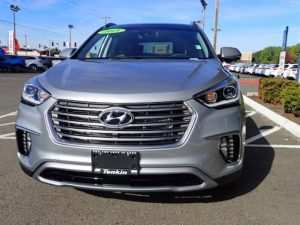 2020 Hyundai Santa Fe Xl Limited Ultimate