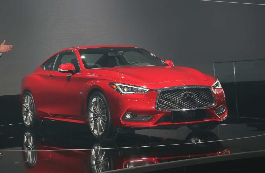 82 New 2020 Infiniti Q60 Release Date and Concept