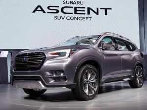 82 New 2020 Subaru Ascent Release Date Model