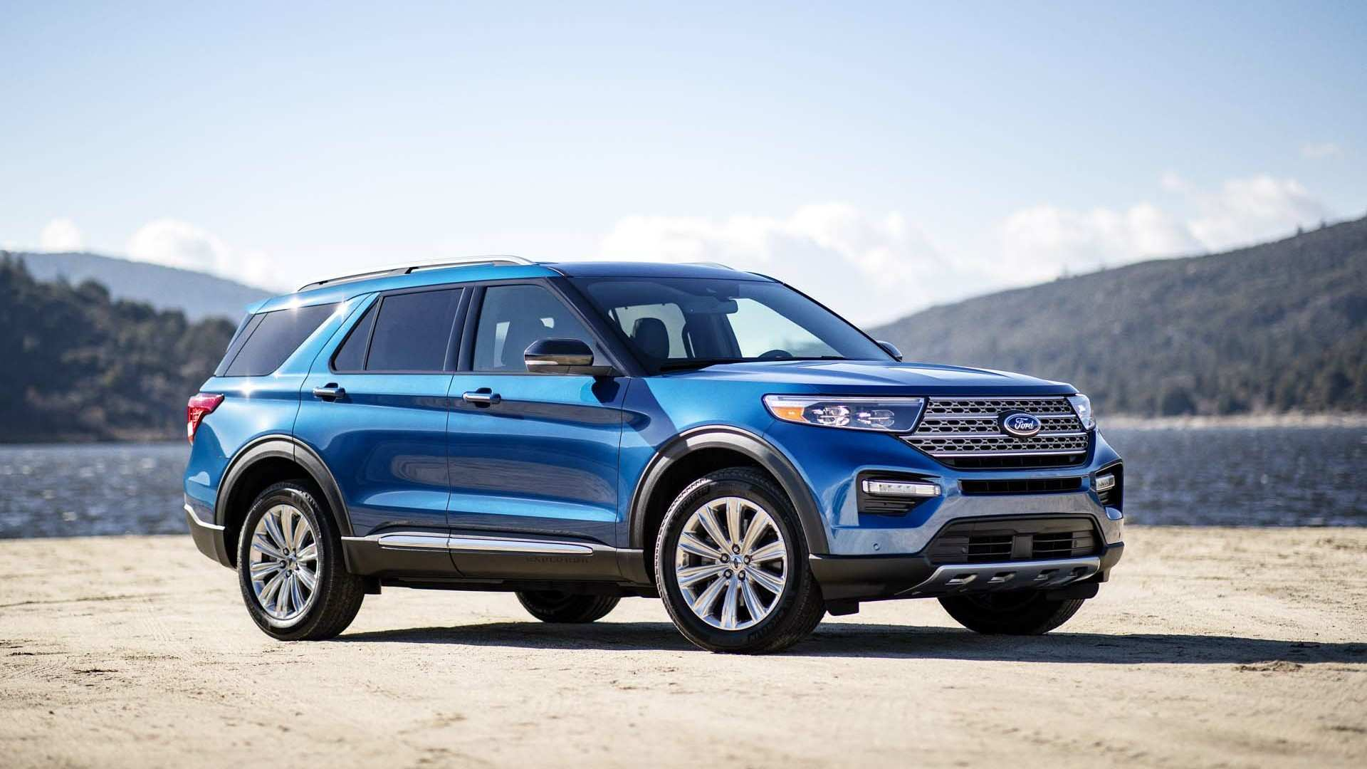 82 New Ford Explorer 2020 Release Date Release Date