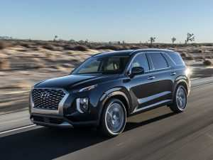 82 New Hyundai Large Suv 2020 Price and Review